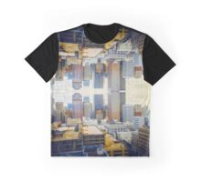 Inverted City Graphic T-Shirt