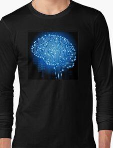 PCB Brain Long Sleeve T-Shirt