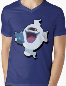 Yokai Watch : Whisper 3 Mens V-Neck T-Shirt