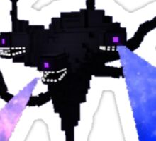 Galaxy Wither Storm Sticker