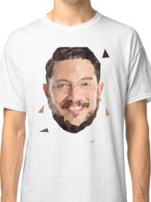 Sal Vulcano Impractical Jokers LowPoly art Classic T-Shirt