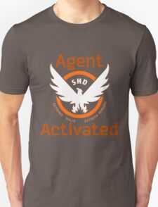 The Division Agent Activated T-Shirt
