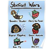 Starfruit Wars Poster