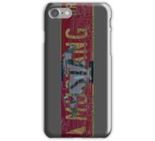 Mustang Drive iPhone Case/Skin