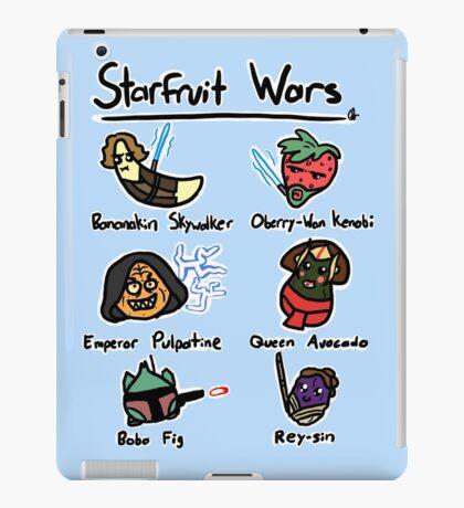 Starfruit Wars iPad Case/Skin