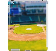 Baseball Field by Monique Ortman iPad Case/Skin