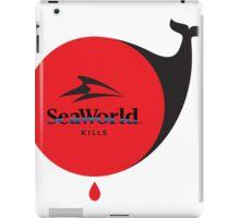 SEAWORLD KILLS iPad Case/Skin