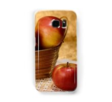 Apples in Gold Samsung Galaxy Case/Skin