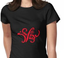 Griffon Womens Fitted T-Shirt