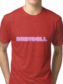 Babydoll Tri-blend T-Shirt
