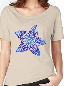 Abstract Starfish Women's Relaxed Fit T-Shirt