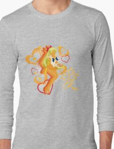 Soldier of Love & Beauty Long Sleeve T-Shirt