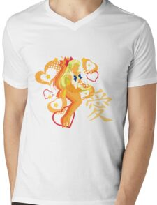 Soldier of Love & Beauty Mens V-Neck T-Shirt