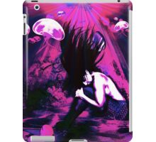 Lonely Mermaid iPad Case/Skin