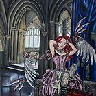 broken steampunk fairy by punkfaeryart