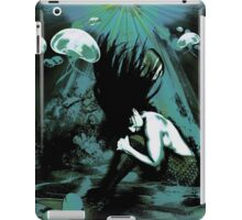 Lonely Mermaid 2 iPad Case/Skin