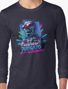 Domo Arigato Mr. Roboto Long Sleeve T-Shirt