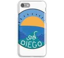 SAN DIEGO iPhone Case/Skin