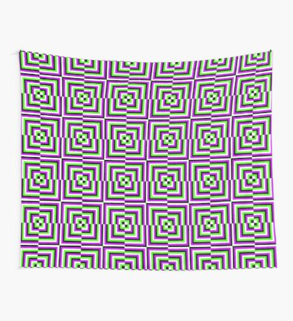 Perturbation Wall Tapestry