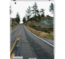 Julian Road iPad Case/Skin