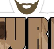 WWRD? Sticker