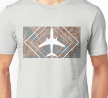 Plane shadow Unisex T-Shirt