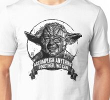 The FORCE IS STRONG in this one.  Unisex T-Shirt