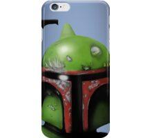 Sci Fi Bounty Hunter iPhone Case/Skin