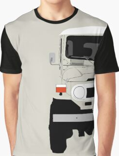 Japanese Offroader  Graphic T-Shirt