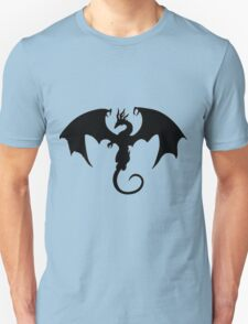 black dragon Unisex T-Shirt