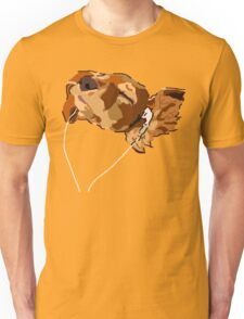 Music dog Unisex T-Shirt