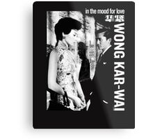 IN THE MOOD FOR LOVE - WONG KAR WAI Metal Print