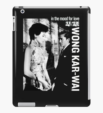 IN THE MOOD FOR LOVE - WONG KAR WAI iPad Case/Skin