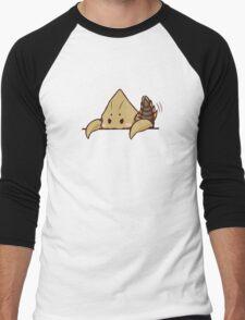 Sandking Men's Baseball ¾ T-Shirt