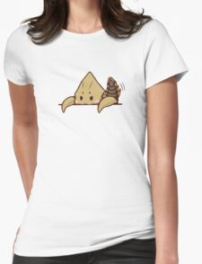 Sandking Womens Fitted T-Shirt