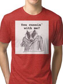 Badger Tri-blend T-Shirt