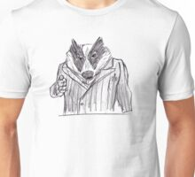 Badger (textless) Unisex T-Shirt