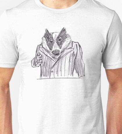 Badger (textless) Unisex T-Shirt