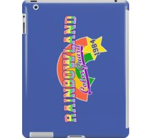 Rainbowland Color Guard iPad Case/Skin