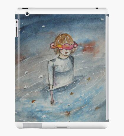 Water Relief iPad Case/Skin