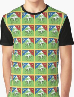LSD Bicycle Day Graphic T-Shirt