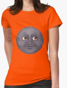 Black moon emoji T-Shirt