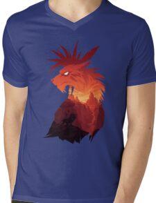 The Canyon's Guardian Mens V-Neck T-Shirt