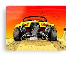 A classic Beach Buggy Canvas Print