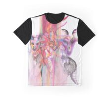 Space Woman - Animal Spirit Graphic T-Shirt