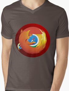 Browser mashup Mens V-Neck T-Shirt