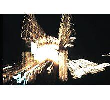 Luna Park 1980s Photographic Print