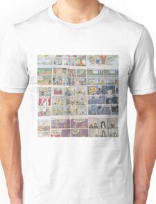 Comics Unisex T-Shirt