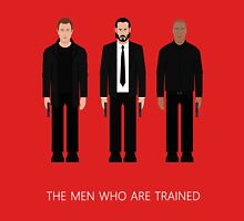 THE MEN WHO...ARE TRAINED Unisex T-Shirt