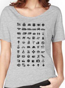 Smartraveller Women's Relaxed Fit T-Shirt